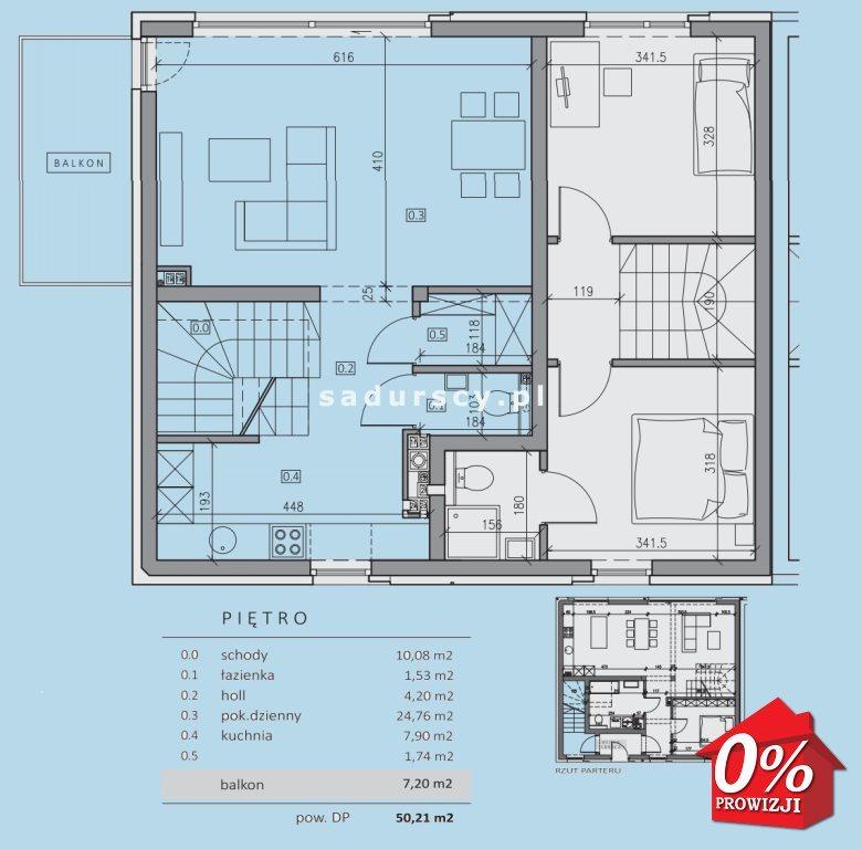 Mieszkanie czteropokojowe  na sprzedaż Kraków, Bronowice, Bronowice Małe, Pasternik - okolice  125m2 Foto 3