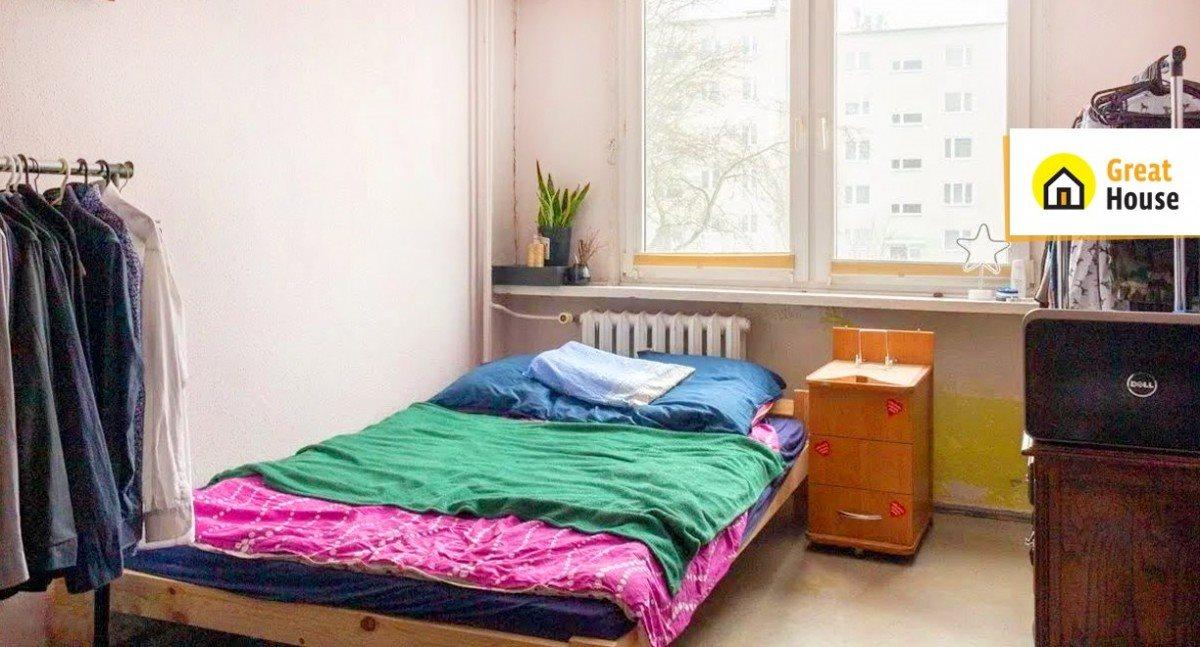 Mieszkanie trzypokojowe na sprzedaż Kielce, Bocianek, Cypriana Kamila Norwida  60m2 Foto 3