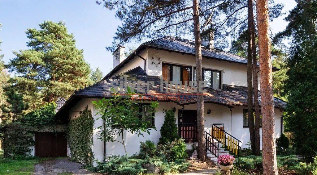 Dom na sprzedaż Warszawa, Wawer, Anin  380m2 Foto 1