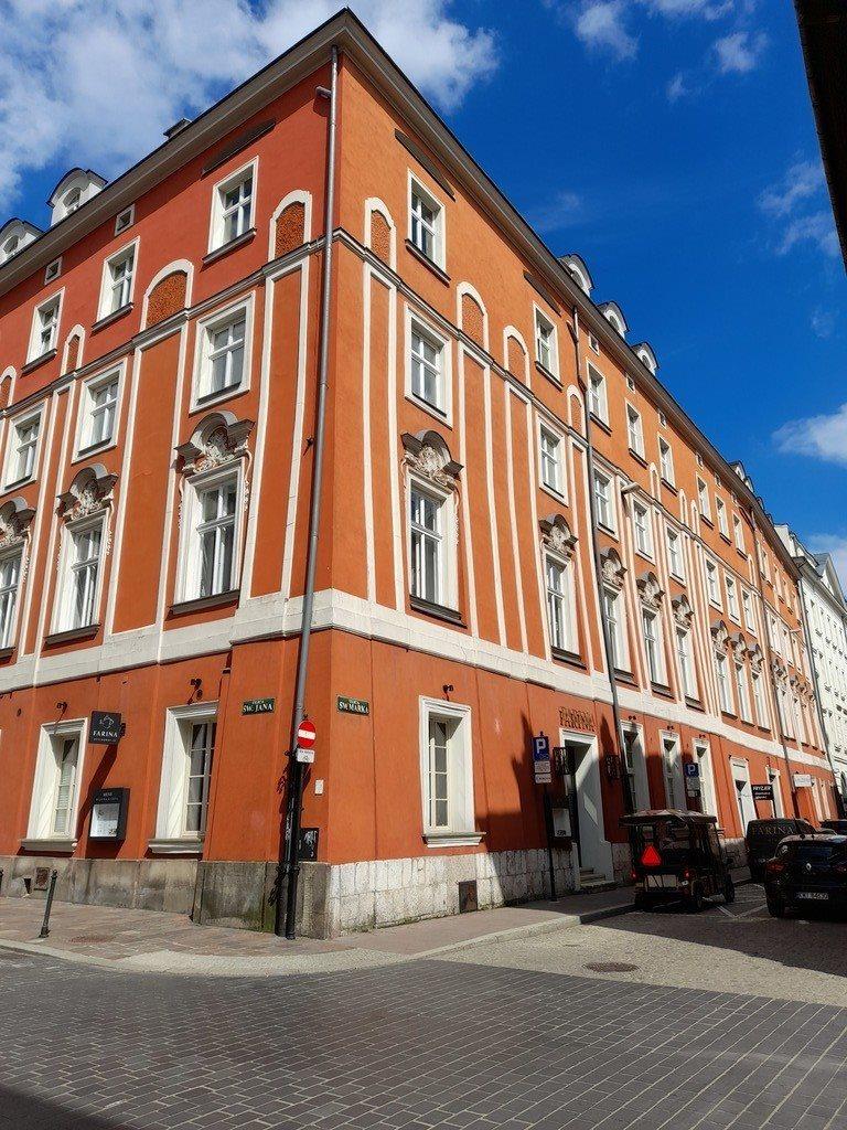 Mieszkanie trzypokojowe na sprzedaż Kraków, Stare Miasto, Stare Miasto, św. Jana  108m2 Foto 2
