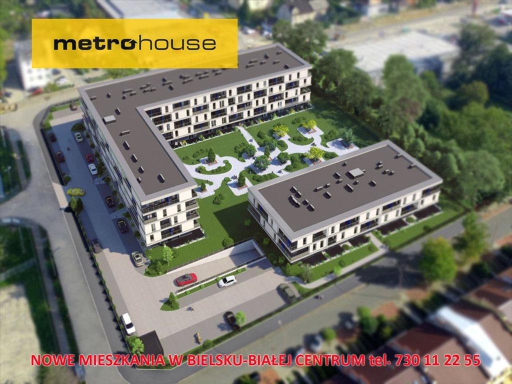 Mieszkanie dwupokojowe na sprzedaż Bielsko-Biała, Bielsko-Biała, Żywiecka  47m2 Foto 7