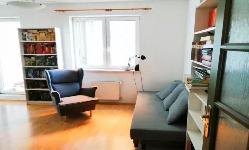 Mieszkanie dwupokojowe na wynajem Poznań, Stare Miasto, Naramowice  56m2 Foto 2