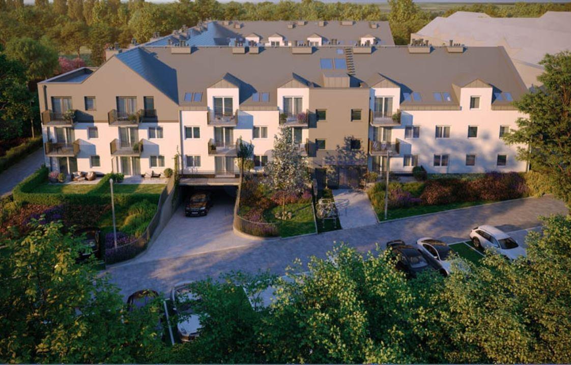 Mieszkanie trzypokojowe na sprzedaż Wrocław, Krzyki, Księże Małe, Księska  61m2 Foto 4