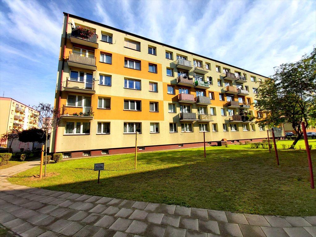 Mieszkanie dwupokojowe na sprzedaż Leszno, Prochownia 25  48m2 Foto 2