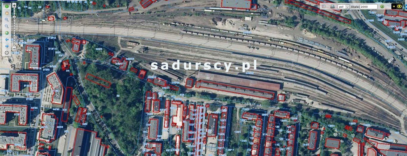 Działka inna na sprzedaż Kraków, Krowodrza, Łobzów, Składowa  605m2 Foto 2