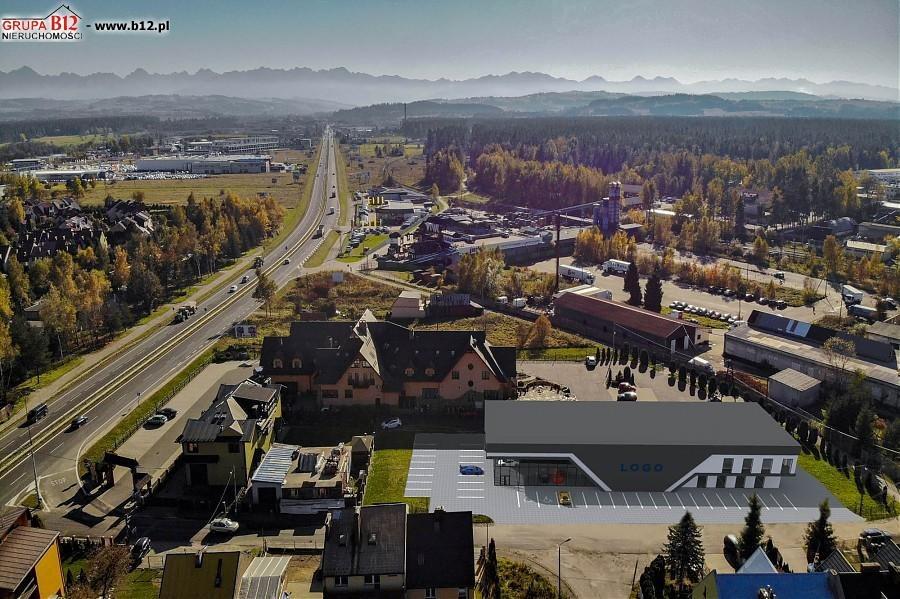 Lokal użytkowy na wynajem Nowy Targ, Krakowska  1000m2 Foto 6