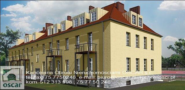 Mieszkanie dwupokojowe na sprzedaż Zgorzelec, Ujazd  50m2 Foto 1