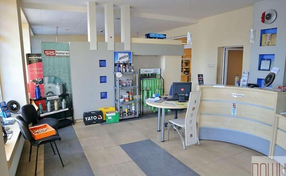 Lokal użytkowy na sprzedaż Kalisz, Warszawska 40  513m2 Foto 2