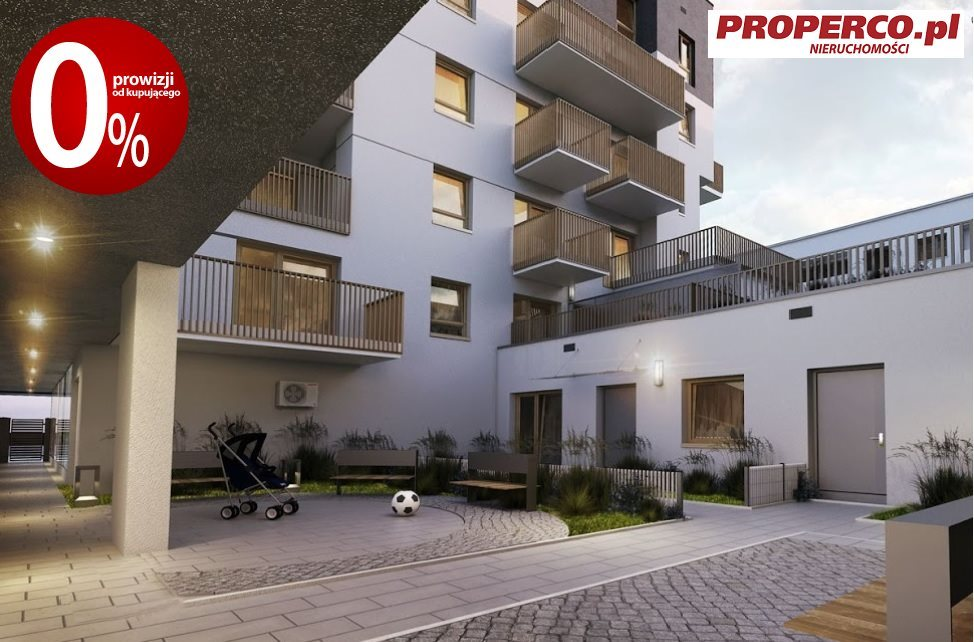 Mieszkanie dwupokojowe na sprzedaż Nowiny  34m2 Foto 1