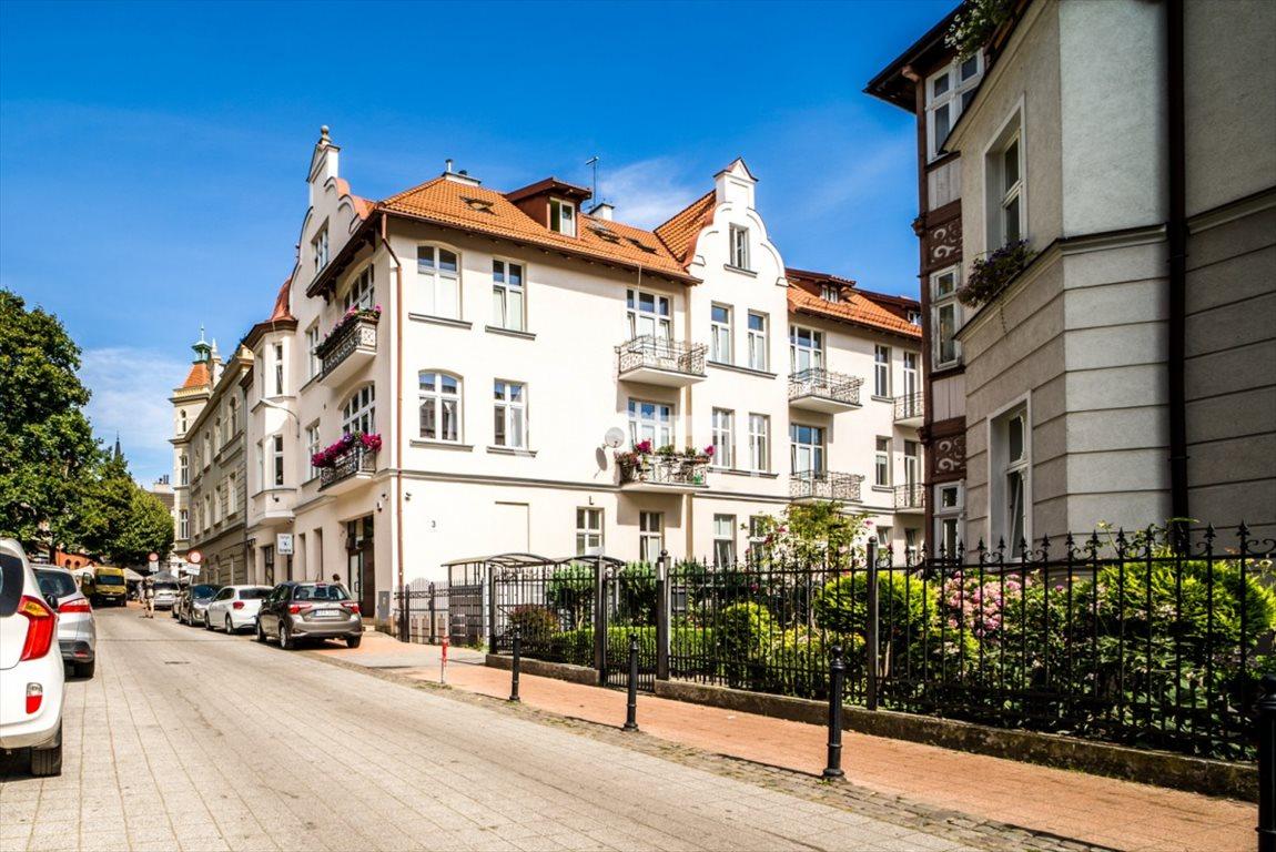 Mieszkanie trzypokojowe na sprzedaż Sopot, Dolny, Jana Sobieskiego  70m2 Foto 3