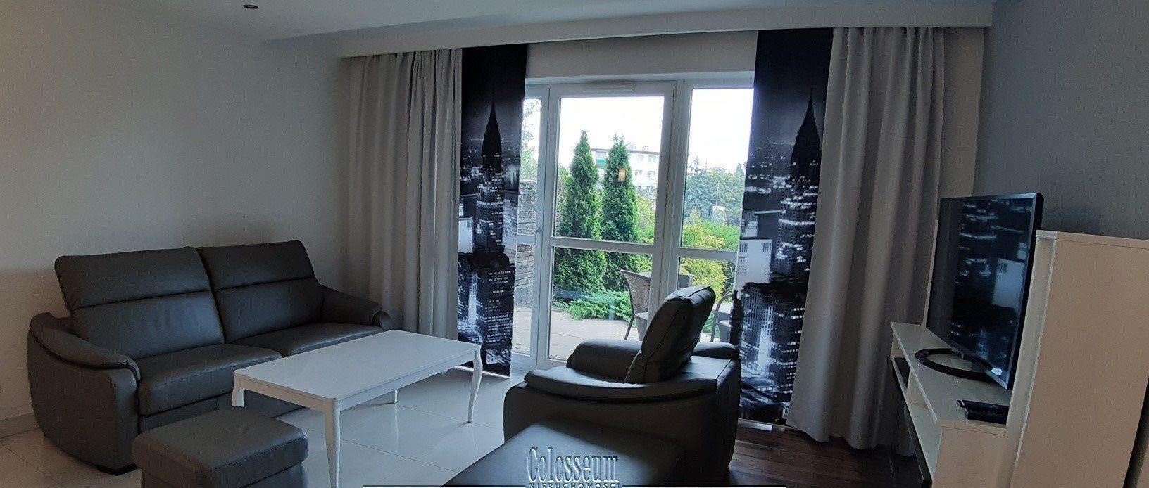 Mieszkanie dwupokojowe na wynajem Katowice, Dąb, Johna Baildona  58m2 Foto 5