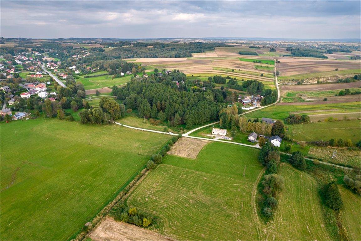 Działka rolna na sprzedaż Nockowa, Iwierzyce  2100m2 Foto 6