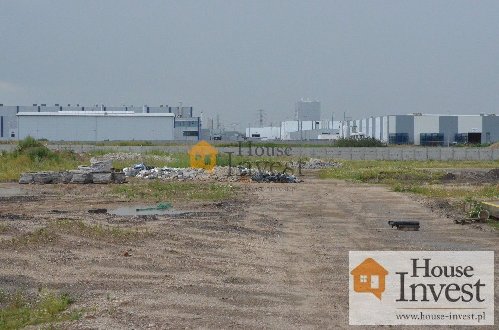 Działka przemysłowo-handlowa na sprzedaż Legnica, Gniewomierska  14190m2 Foto 3