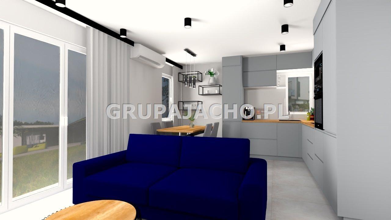 Mieszkanie na sprzedaż Mikołów, Mokre, Maków  77m2 Foto 5
