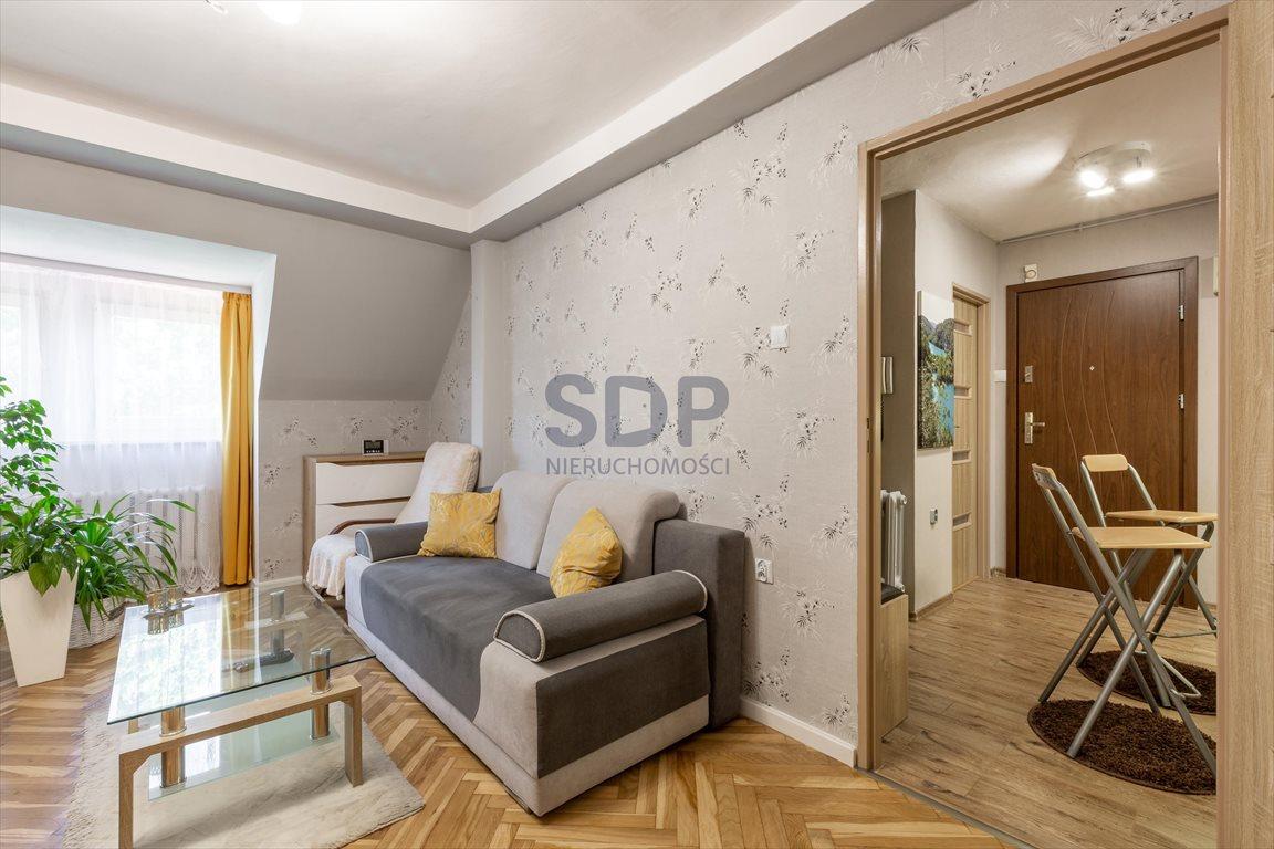 Mieszkanie dwupokojowe na sprzedaż Wrocław, Krzyki, Partynice, ok. Zwycięskiej  34m2 Foto 4