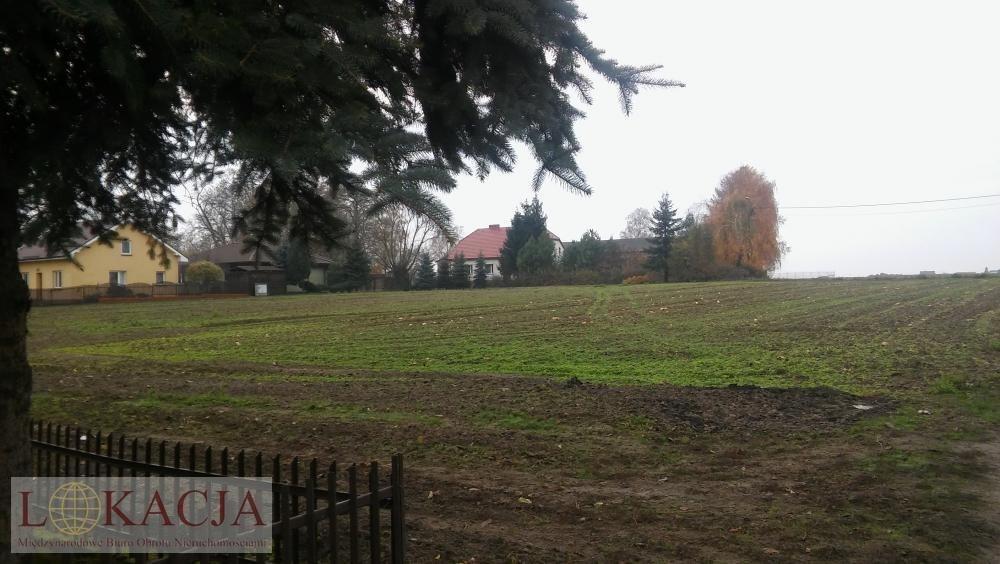Działka inna na sprzedaż Kościelna Wieś  1000m2 Foto 1