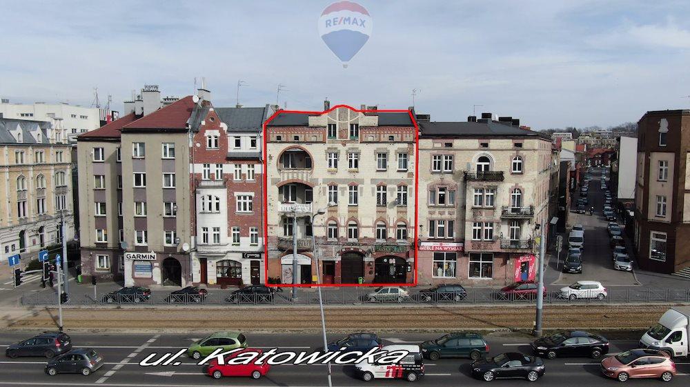 Dom na sprzedaż Chorzów, Centrum, Katowicka  1017m2 Foto 1