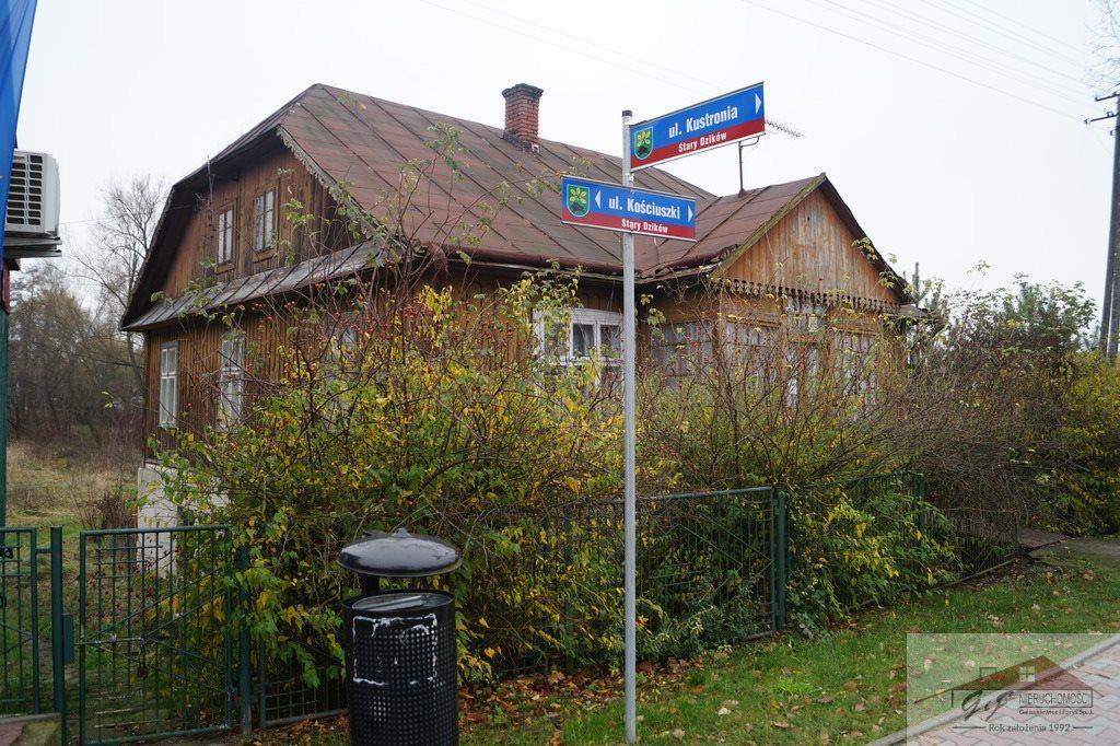 Dom na sprzedaż Stary Dzików  100m2 Foto 10