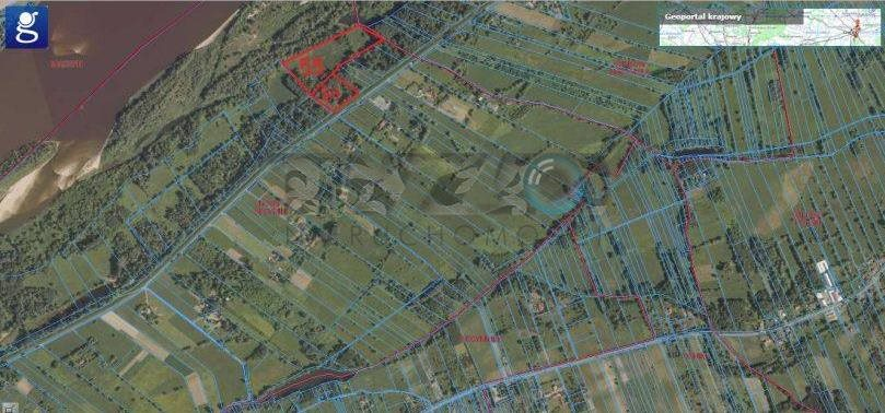 Działka rolna na sprzedaż Leoncin  45500m2 Foto 3