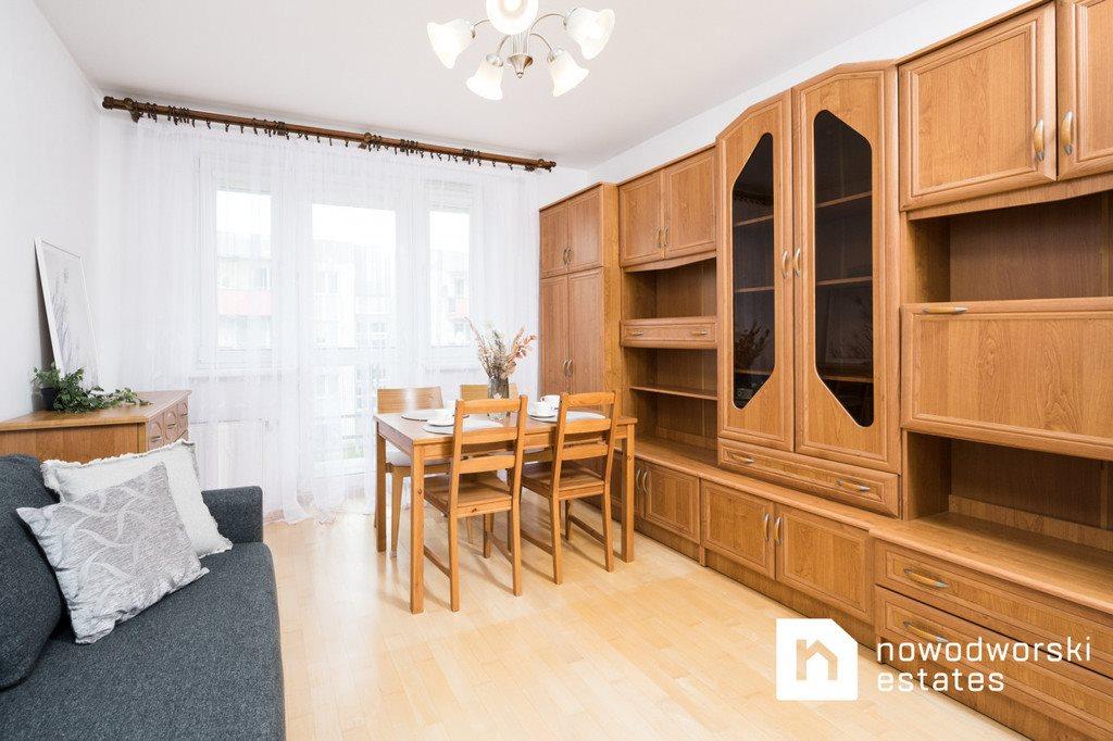 Mieszkanie trzypokojowe na sprzedaż Kraków, Kurdwanów, Kurdwanów, Michała Żaka  63m2 Foto 2