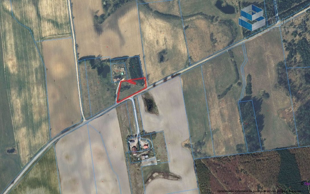Działka budowlana na sprzedaż Morąg, Jurki  3000m2 Foto 12
