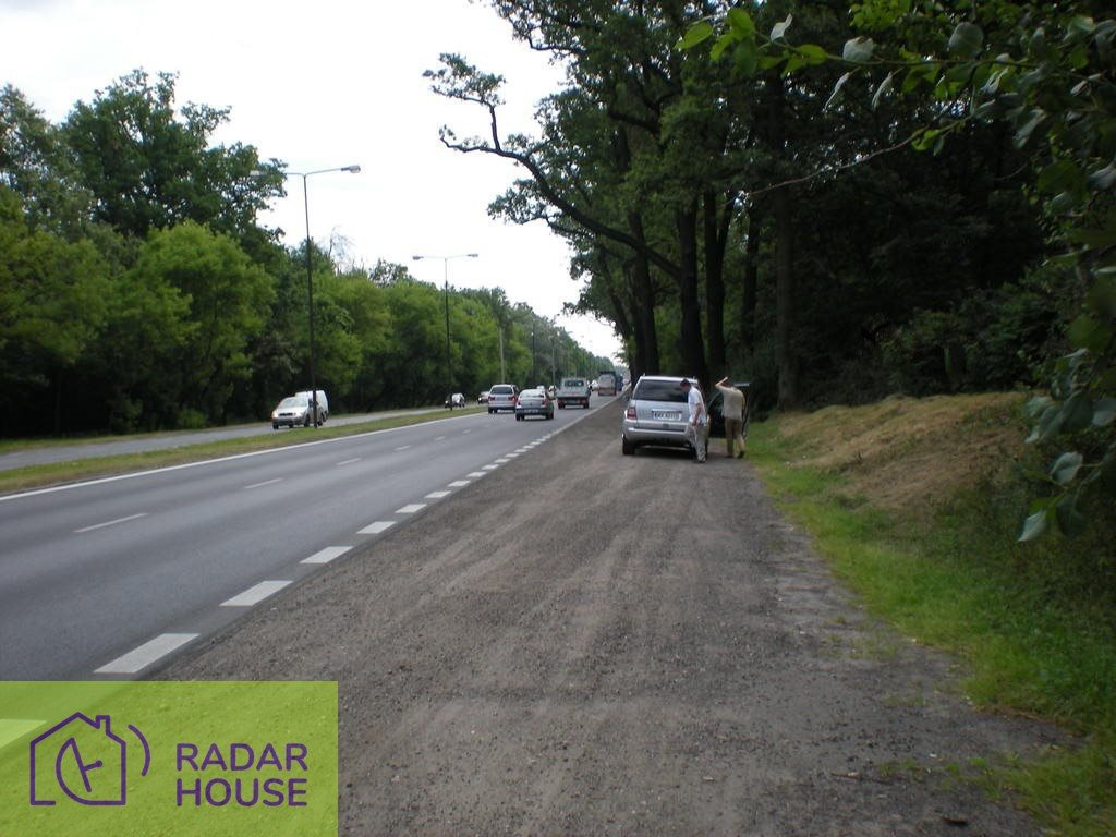 Działka leśna z prawem budowy na sprzedaż Warszawa, Wawer  8016m2 Foto 2