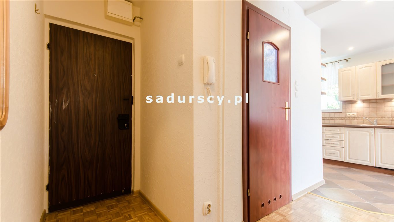 Mieszkanie trzypokojowe na sprzedaż Kraków, Grzegórzki, Dąbie, Aleja Pokoju  49m2 Foto 12