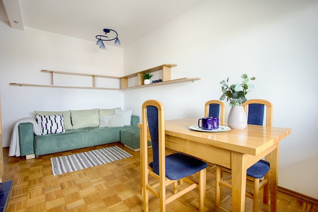 Mieszkanie dwupokojowe na wynajem Białystok, Zielone Wzgórza, Aleja Niepodległości  37m2 Foto 1