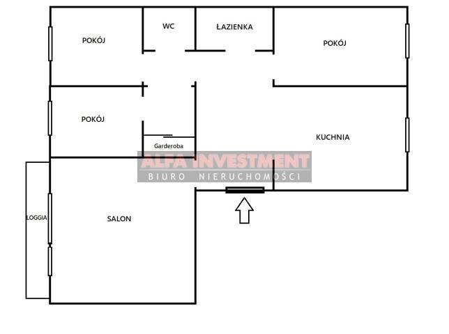 Mieszkanie czteropokojowe  na sprzedaż Toruń, Na Skarpie, Ślaskiego  74m2 Foto 9