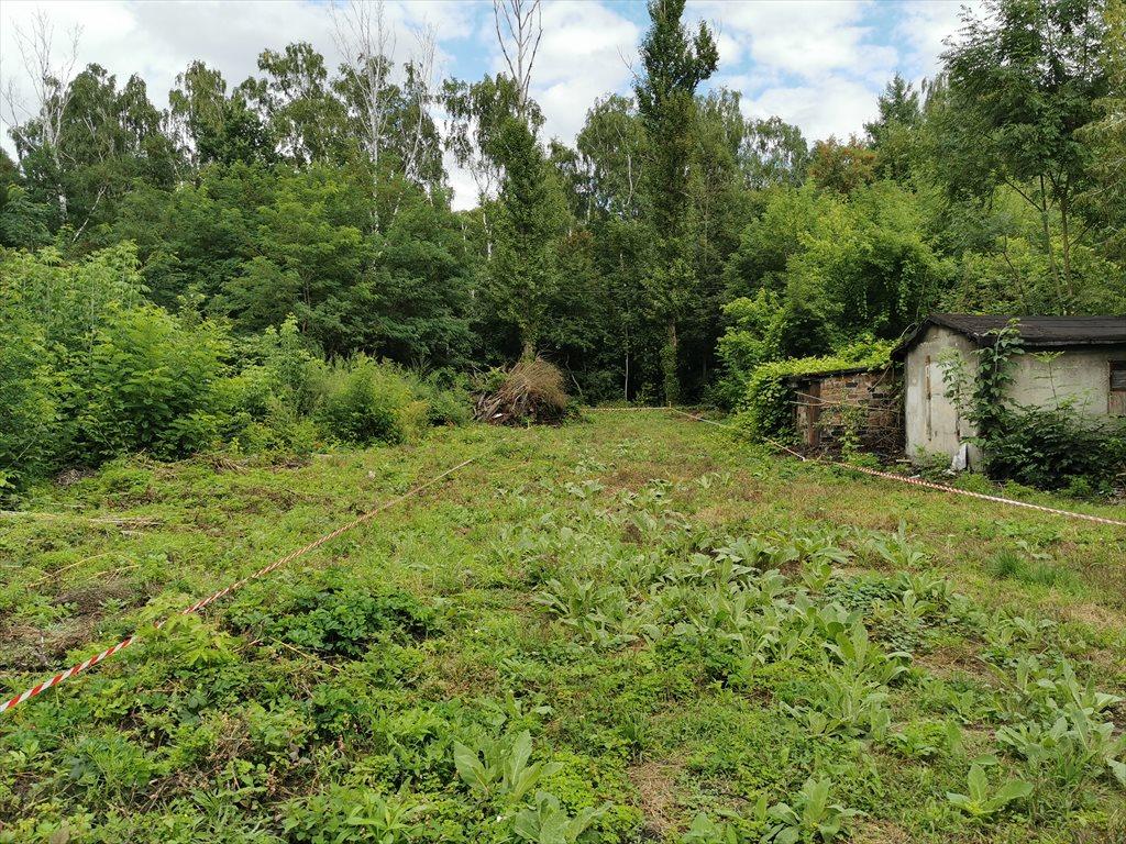 Działka budowlana na sprzedaż Sosnowiec, Dańdówka, Wojska Polskiego 123  756m2 Foto 5