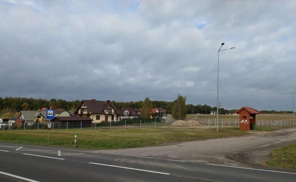 Działka inwestycyjna na sprzedaż Trękusek  3149m2 Foto 1