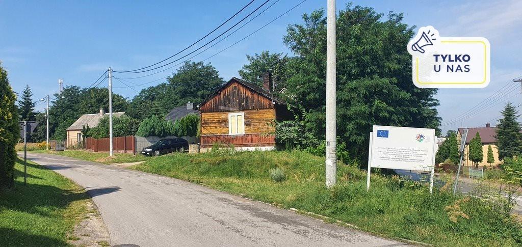 Działka budowlana na sprzedaż Gowarczów, Tadeusza Kościuszki  936m2 Foto 1