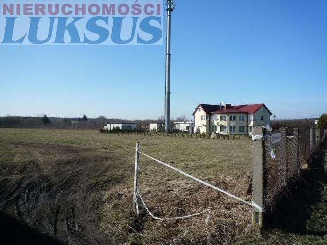 Działka budowlana na sprzedaż Łoś, Łoś  1500m2 Foto 3