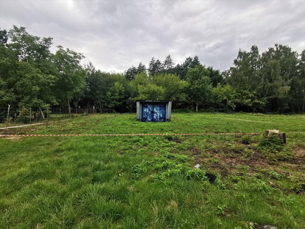 Działka budowlana na sprzedaż Sosnowiec, Dańdówka, Wojska Polskiego 123  756m2 Foto 8