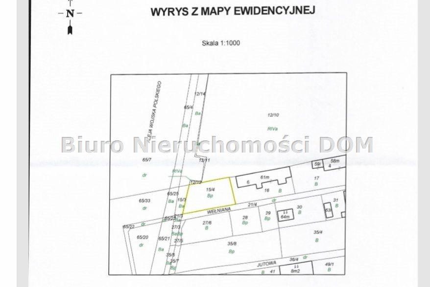 Działka budowlana na sprzedaż Częstochowa, Zawodzie  380m2 Foto 2
