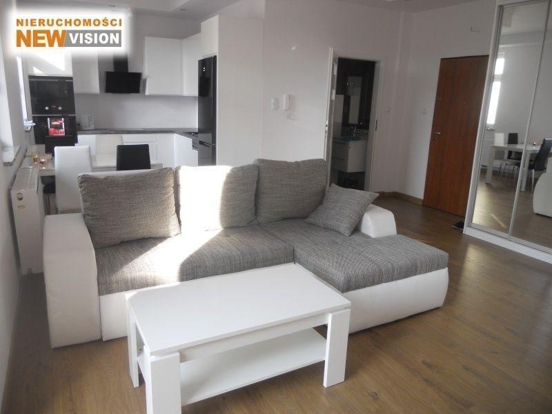 Mieszkanie dwupokojowe na wynajem Sosnowiec, Centrum, Kołłątaja  54m2 Foto 2