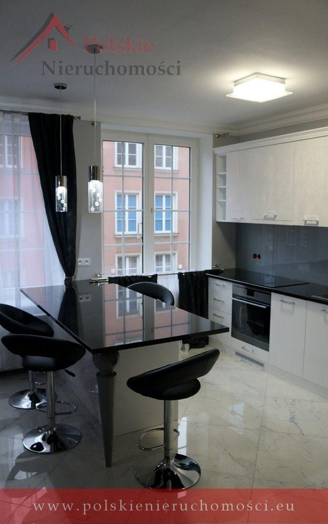 Mieszkanie trzypokojowe na wynajem Gdańsk, Śródmieście, Długa  71m2 Foto 2