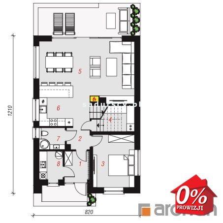 Dom na sprzedaż Liszki, Rączna, Rączna, Rączna  127m2 Foto 3