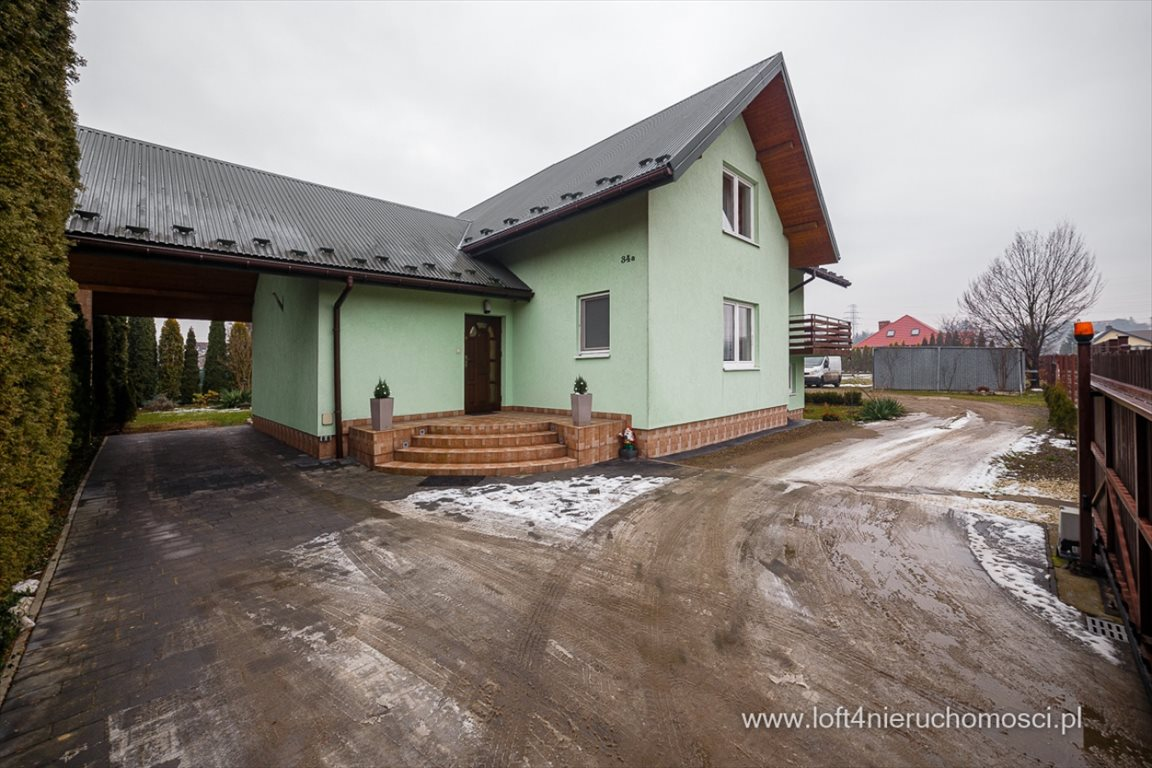 Dom na sprzedaż Nowy Sącz, Bolesława Prusa  240m2 Foto 13