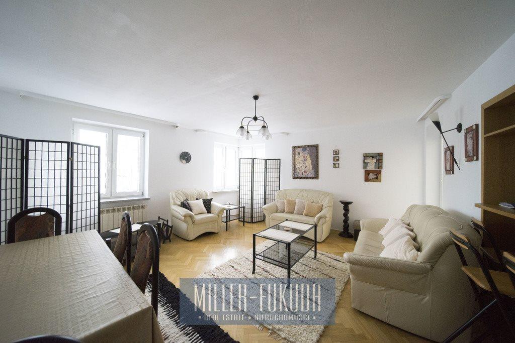 Mieszkanie trzypokojowe na wynajem Warszawa, Śródmieście, Ptasia  84m2 Foto 1