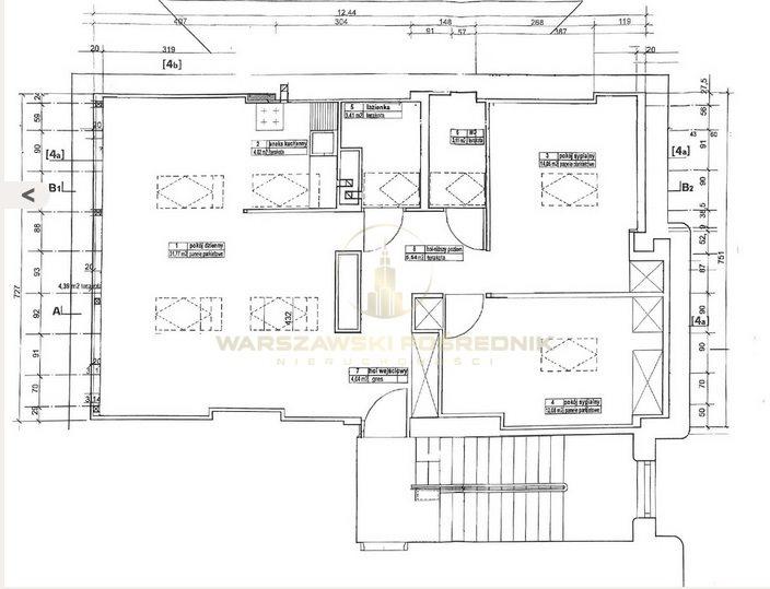 Mieszkanie trzypokojowe na sprzedaż Warszawa, Mokotów, Odolańska  78m2 Foto 1