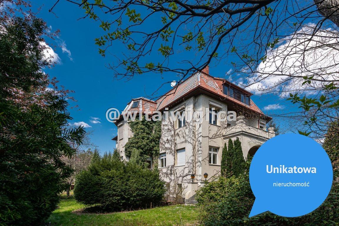 Dom na sprzedaż Wrocław, Krzyki, Borek, Przelot  671m2 Foto 1