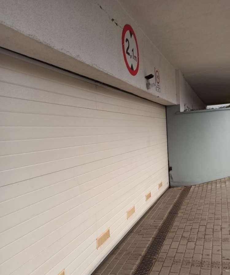 Garaż na sprzedaż Gdynia, Obłuże, Benisławskiego  36m2 Foto 4
