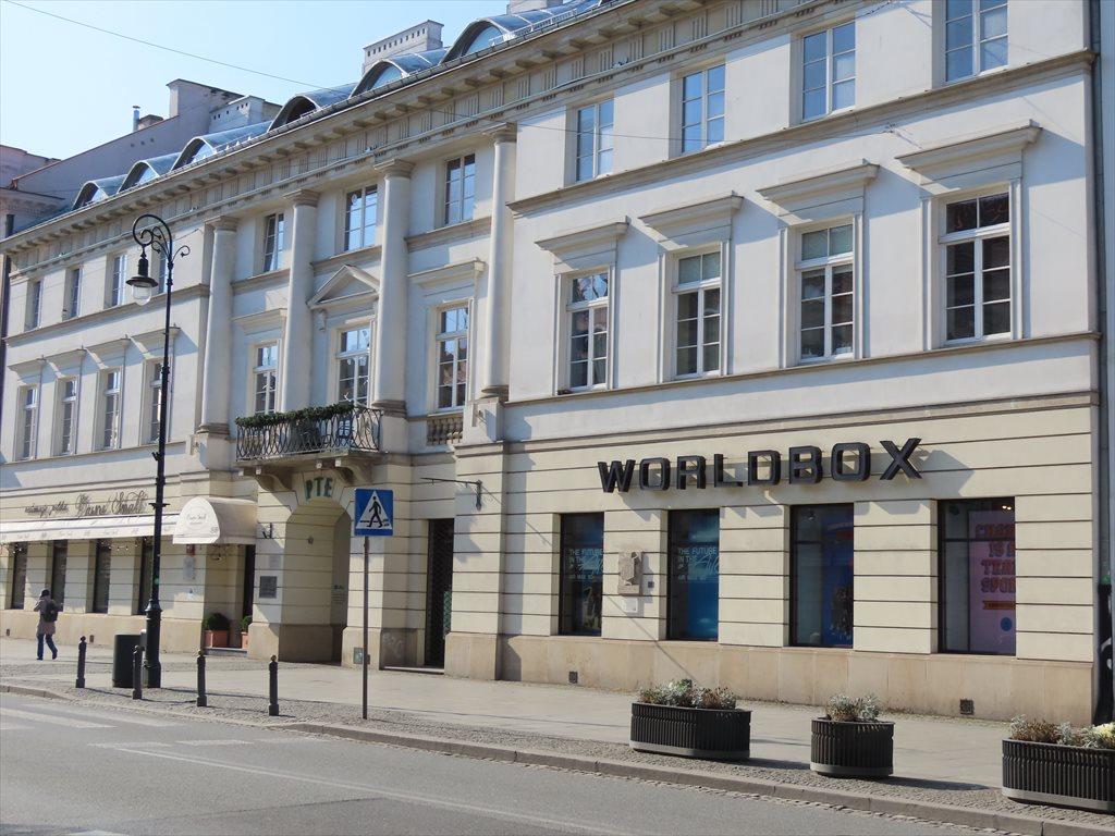 Lokal użytkowy na wynajem Warszawa, Śródmieście, Nowy Świat 49  94m2 Foto 1