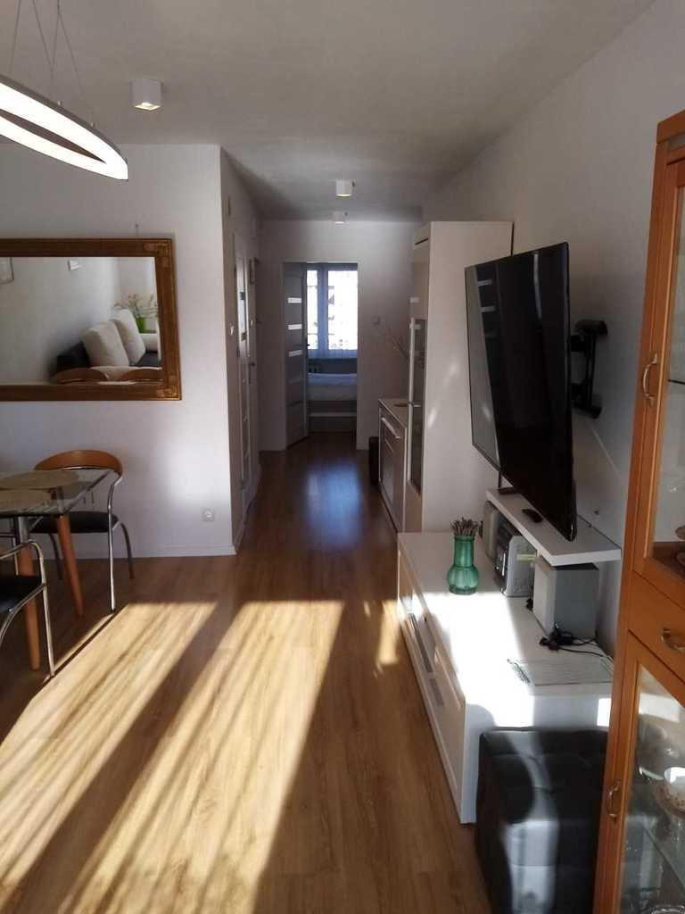 Mieszkanie dwupokojowe na wynajem Szczecin, Niebuszewo, Juliana Ursyna Niemcewicza  47m2 Foto 4