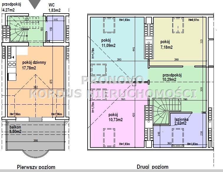Mieszkanie czteropokojowe  na sprzedaż Świnoujście  65m2 Foto 7