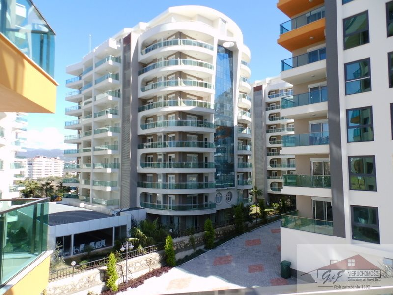 Mieszkanie dwupokojowe na sprzedaż Turcja, Alanya, Avsallar, Alanya, Avsallar  40m2 Foto 5
