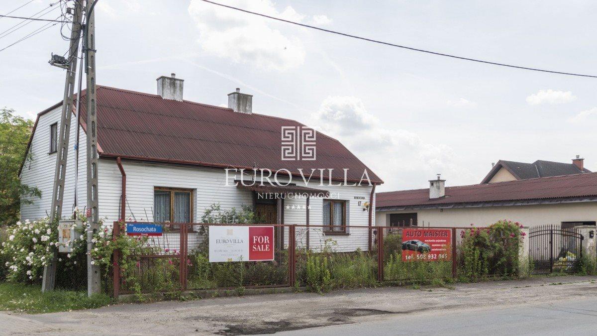 Dom na sprzedaż Warszawa, Wilanów Powsin, Rosochata  100m2 Foto 1