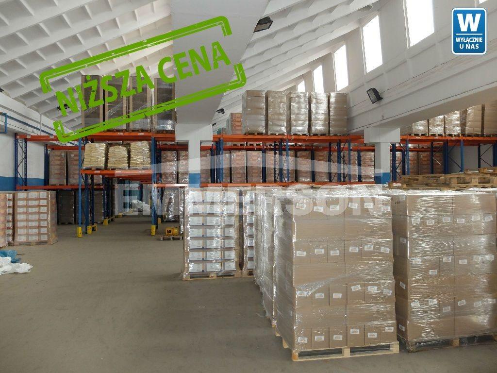 Lokal użytkowy na sprzedaż Płock, Graniczna  2055m2 Foto 5