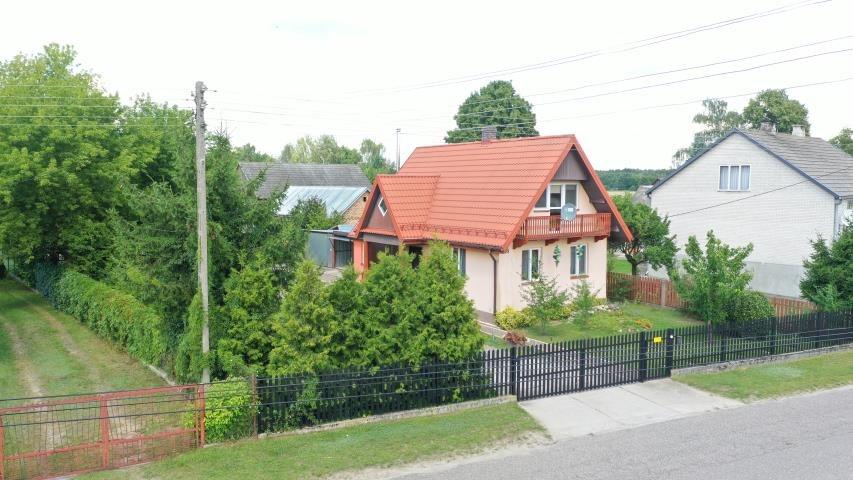 Dom na sprzedaż Nagoszewka Pierwsza  100m2 Foto 2